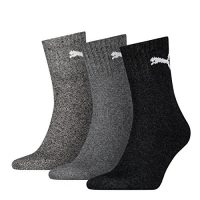 3-pair-Puma-Sport-Socken-Short-Crew-Tennis-Socks-Gr-35-49-Unisex-0-0