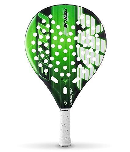 Akkeron-Nexus-X8-Pala-de-Pdel-Unisex-Adulto-Verde-Talla-nica-0-0