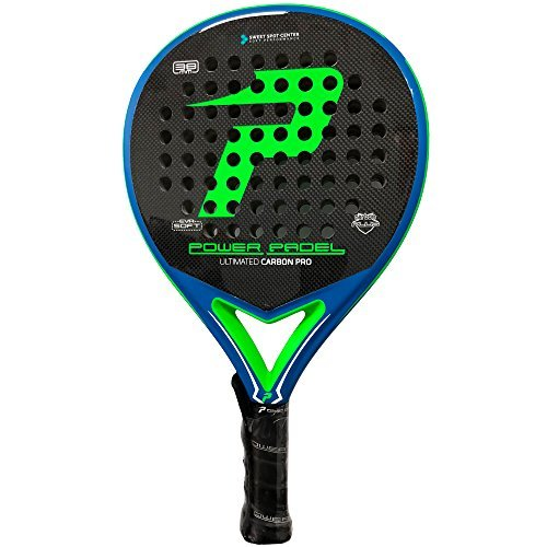 Pala-Power-Padel-Ultimated-Carbon-Pro-Green-Blue-Mate-0-0
