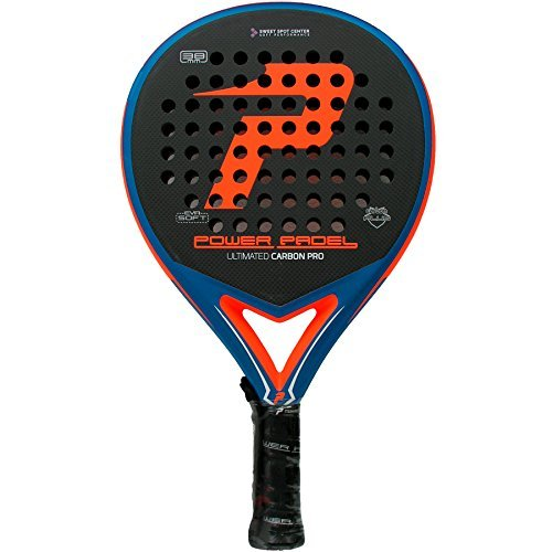 Pala-Power-Padel-Ultimated-Carbon-Pro-Orange-Blue-Mate-0-0