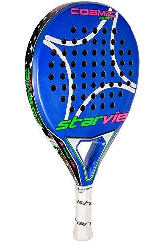 StarVie-Cosmic-Sky-Soft-Pala-de-Pdel-Unisex-Adulto-Azul-Metalizado-360-Gramos-0-0