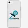 Carcasa de iphone de Padel Mafia